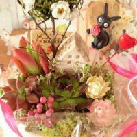ギフトに観葉植物を贈るのはどうですか?の画像