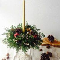 インテリアをクリスマス仕様にチェンジする、5つの素敵なアレンジアイディアの画像
