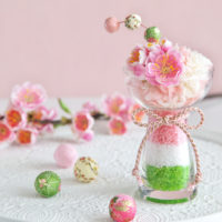 桃の節句には、お部屋に桃やサクラの花を飾りませんか?の画像