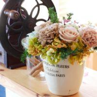 生き生きとした花が長く楽しめる、プリザーブドフラワーの魅力!の画像