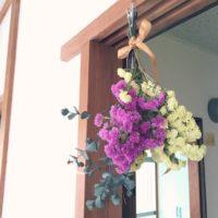 スターチスのドライフラワー|作り方やおしゃれな飾り方は?の画像