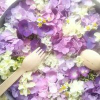 紫陽花はただ飾るだけではもったいない! フォトジェニックな紫陽花アレンジ7選の画像