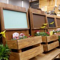 お花も飾れるウェルカムボードをDIY!玄関に彩りを<ワークショップレポート>の画像