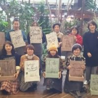 ガーデンディスプレイボックスをDIY!植物を可愛く引き立てる☆<ワークショップレポート>の画像
