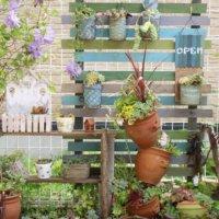今週の人気『みどりのまとめ』5選!お庭のDIY / 山手西洋館 🌿花と器のハーモニー2018🌿などの画像