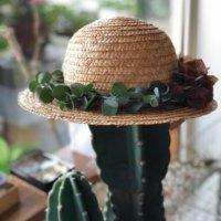今週の人気『みどりのまとめ』5選!子供用麦わら帽子にリース風アレンジを / 2018夏 わが家の家庭菜園の夏野菜を紹介します。 などの画像