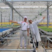 最新鋭の植物工場で働くハーブ男子に学ぶ!注目のマイクロハーブの画像