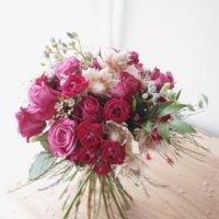 今年のバレンタインはお花をプレゼントして感謝の気持ちを伝えよう💐💓の画像