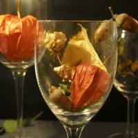 最強おしゃれ花瓶「ワイングラス」で魅せよう!どんな植物があう?の画像