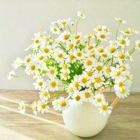 簡単チャレンジ!風水的にいいお花と花瓶の組み合わせとは?の画像