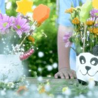 親子でフラワーアレンジメントを楽しもう! byスミザーズオアシスの画像
