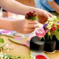 母の日のお花をアレンジメントしておうちで長く楽しもう!byスミザーズオアシスの画像