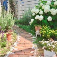 庭をDIYしよう!タイルやレンガを使ったおしゃれな庭づくりの方法は?の画像