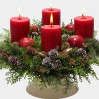 「アドベント・キャンドル」ではじめるクリスマスの準備の画像
