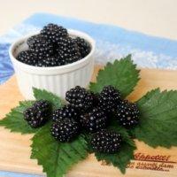 ブラックベリーの栄養|効果・効能や旬の時期、選び方や保存方法は?の画像
